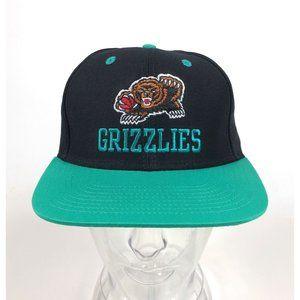 Vancouver Grizzlies NBA Adidas Snapback Hat